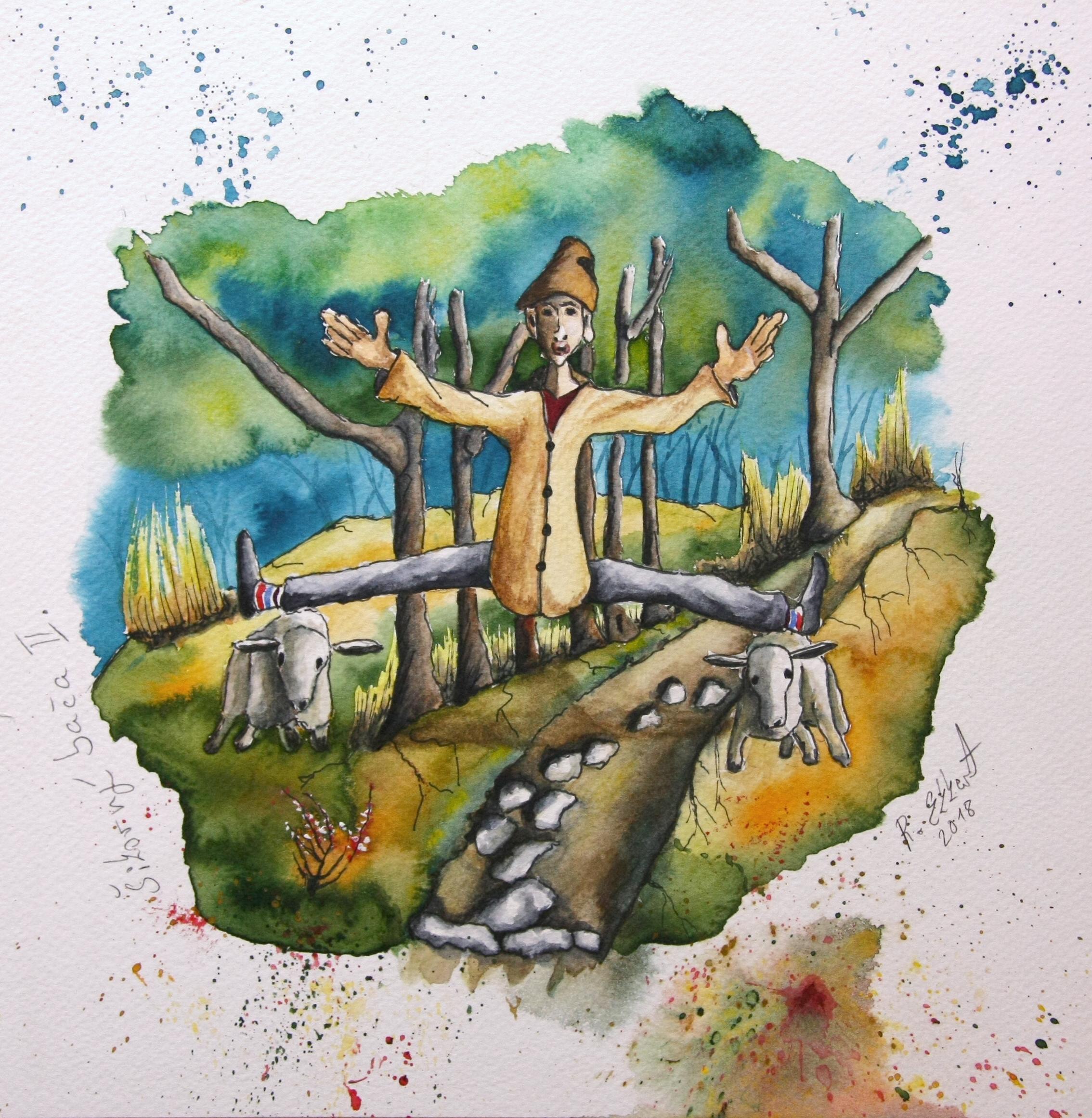 Nebojte Se Akvarelu Prvni Dojmy Z Akvarelovych Barev White Nights