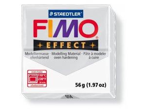 Modelovací hmota FIMO Effect termotvrdnúca - 56 g - Transparentní Bílá kreatívne potreby kreatívne potreby