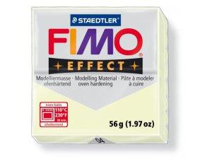 Modelovací hmota FIMO Effect termotvrdnúca - 56 g - Fosforeskující ve tmě kreatívne potreby kreatívne potreby