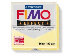 Modelovací hmota FIMO Effect termotvrdnúca - 56 g - Pastelová Vanilka kreatívne potreby kreatívne potreby