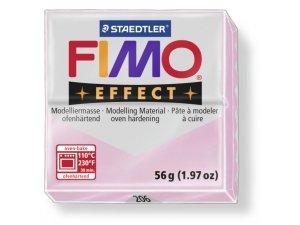 Modelovací hmota FIMO Effect termotvrdnúca - 56 g - Krystalová Růžová kreatívne potreby kreatívne potreby