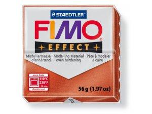 Modelovací hmota FIMO Effect termotvrdnúca - 56 g – Měděná kreatívne potreby kreatívne potreby