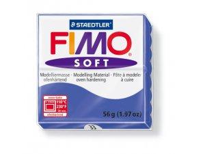 Modelovacia hmota FIMO Soft termotvrdnúca - 56 g – Tmavě modrá kreatívne potreby kreatívne potreby