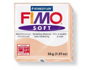Modelovacia hmota FIMO Soft termotvrdnúca - 56 g – Tělová kreatívne potreby kreatívne potreby