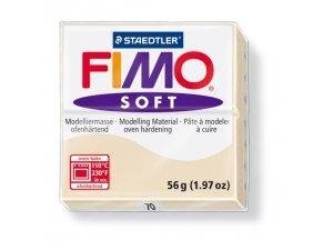 Modelovacia hmota FIMO Soft termotvrdnúca - 56 g – Béžová kreatívne potreby kreatívne potreby