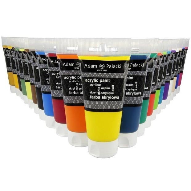 Image of Akrylová barva Adam Palacki 75 ml / různé odstíny