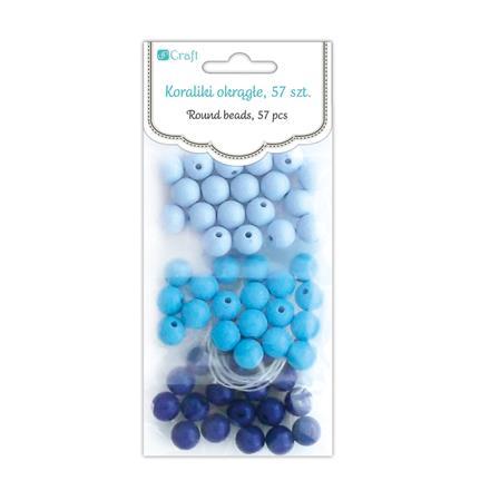 Kulaté korálky Lakeshore - 57 dílná sada příslušenství na výrobu šperků