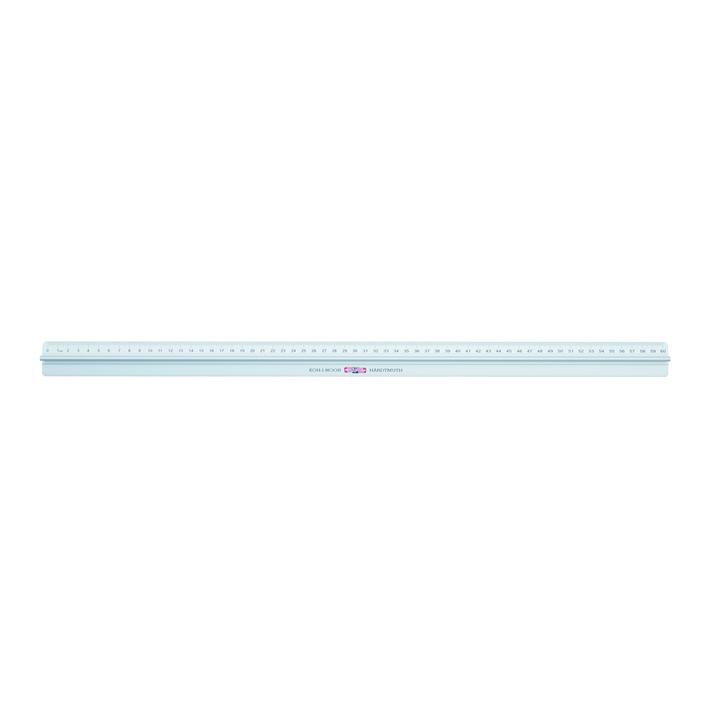 Pravítko 60cm, kovové s držadlem kovové pravítko KOH-I-NOOR