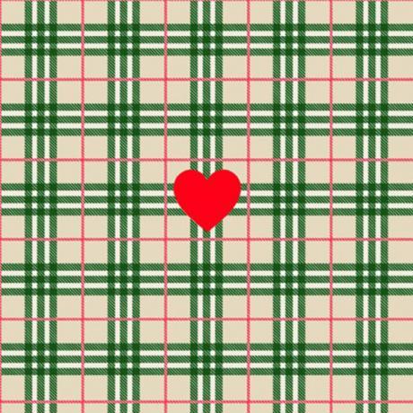 Ubrousky na dekupáž - Miluji kostky - 1ks vánoční ubrousky na dekupáž