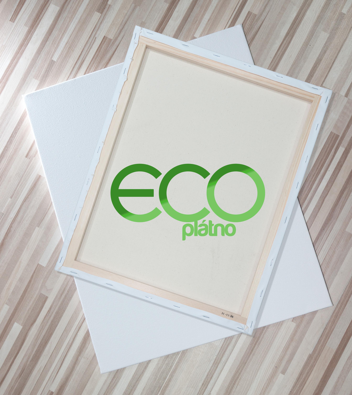 Malířské plátno na rámu EKO 25 x 75 cm malířská plátna malířská plátna