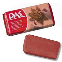 Modelovací hmota DAS - terakota