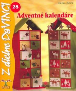 Adventní kalendáře DaVINCI 28 Literatura výtvarné umění