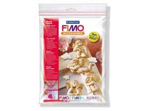 Silikonová forma FIMO - Andělé kreativní potřeby