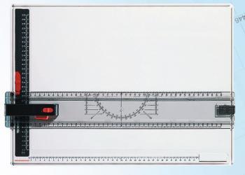 Rýsovací deska s příložníkem LENIAR - A3 technické kreslení