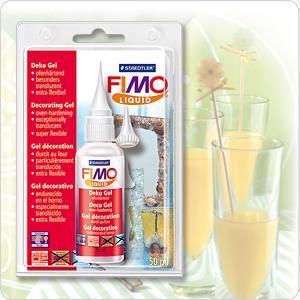 Dekorační gel FIMO liquid 50 ml kreativní potřeby