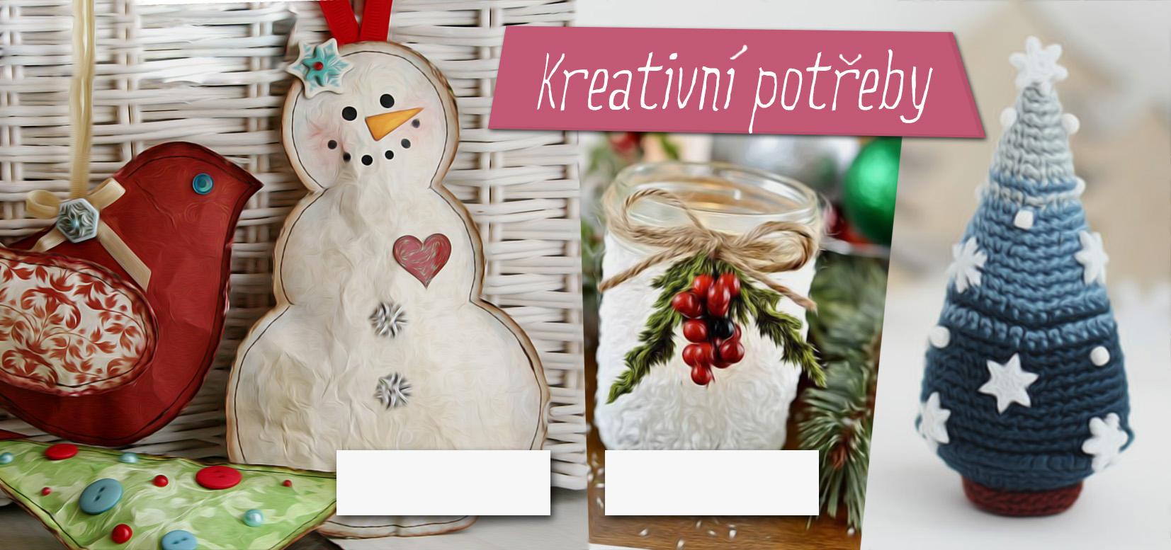 Image of Dárkový POUKAZ - Kreativní Vánoce
