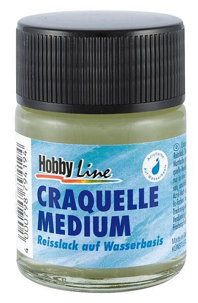 Lak s praskajicim efektem Hobby Line - 50 ml HOBBY LINE - C. Kreul
