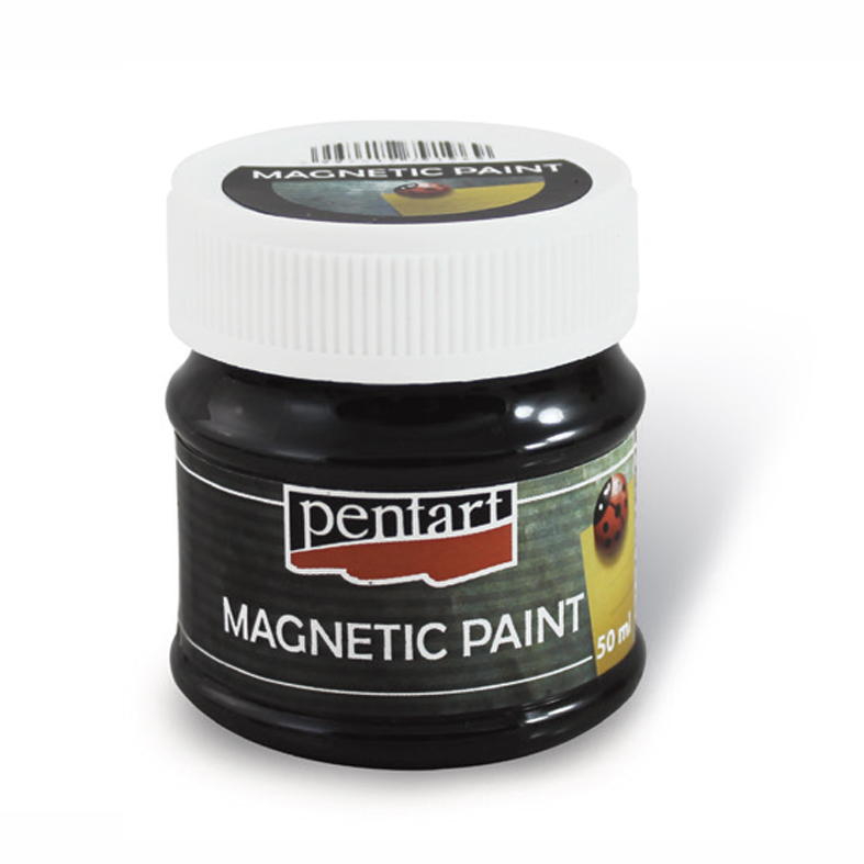 Magnetická barva PENTART - 100 ml magnetická barva PENTART