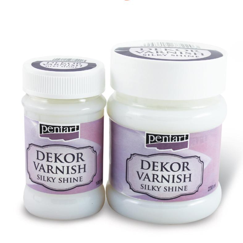 Dekorační lak lesklý PENTART - 100 ml dekorační lak PENTART