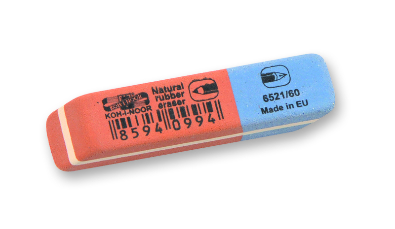 Guma kombinovaná KOH-I-NOOR guma kombinovaná