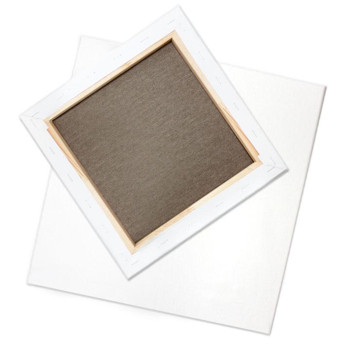 Lněné malířské plátno na rámu / různé rozměry lněné malířské plátno