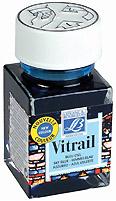 Barva na sklo VITRAIL 50ml - Yellow malování na sklo