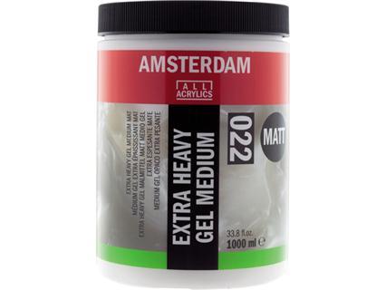 Matné medium AMSTERDAM Extra Heavy 1000ml umělecké potřeby Royal Talens