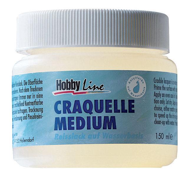 Lak s praskajicim efektem Hobby Line - 150 ml HOBBY LINE - C. Kreul