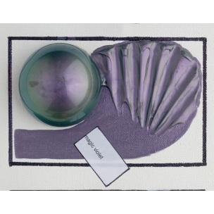 Magická acryl barva 59 ml - fialová akrylová barva Nerchau