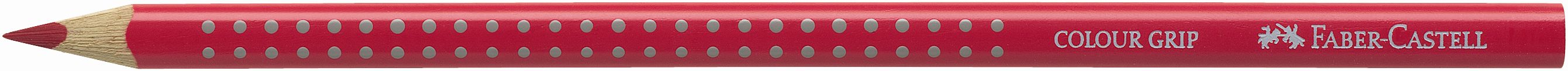 Pastelka Color Grip / 126 permanentní karmín Faber Castell - Akvarelové pastelky Faber Castell - Akvarelové pastelky