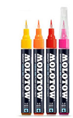 Fixy MOLOTOW™ GRAFX Aqua Ink Pump Softliner