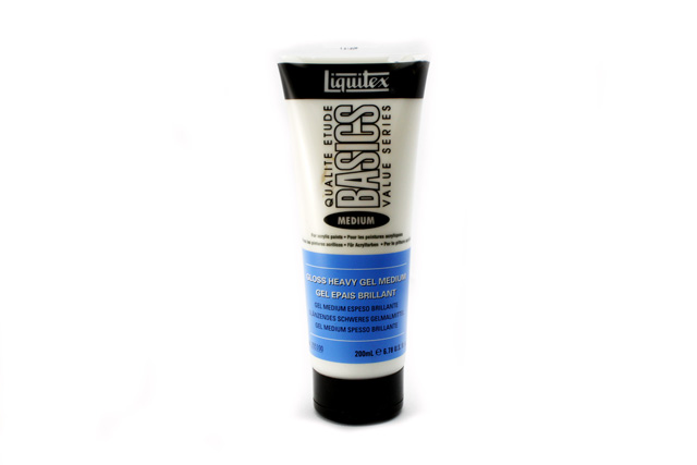 Medium BASICS GLOSS HEAVY 200ml