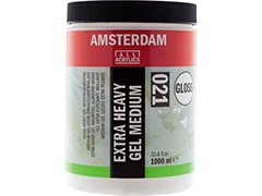 Lesklé medium AMSTERDAM Extra Heavy 1000ml