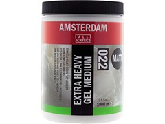 Matné medium AMSTERDAM Extra Heavy 1000ml