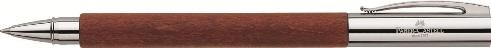 AMBITION keramické pero, hruškové dřevo Faber Castell - Keramické pero