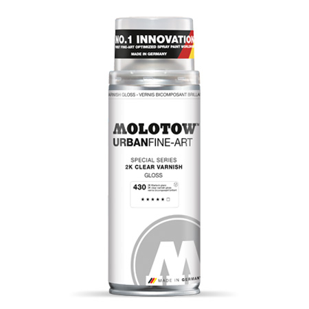 Image of Bezbarvý lak Molotow ™ UFA 400 ml