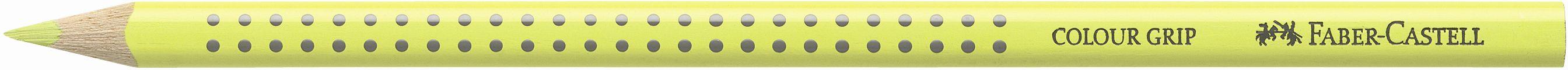 Pastelka Color Grip / 104 citronová Faber Castell - Akvarelové pastelky Faber Castell - Akvarelové pastelky