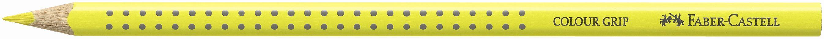 Pastelka Color Grip / 105 světlá kadmiová žlutá Faber Castell - Akvarelové pastelky Faber Castell - Akvarelové pastelky