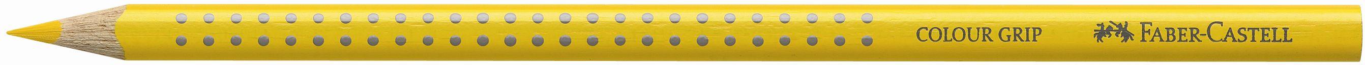 Pastelka Color Grip / 107 kadmiová žlutá Faber Castell - Akvarelové pastelky Faber Castell - Akvarelové pastelky