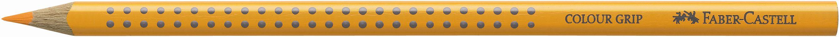 Pastelka Color Grip / 109 tmavá chromová žlutá Faber Castell - Akvarelové pastelky Faber Castell - Akvarelové pastelky