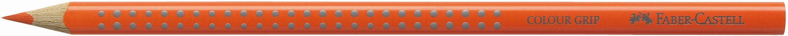 Pastelka Color Grip / 115 tmavá kadmiová oranžová Faber Castell - Akvarelové pastelky Faber Castell - Akvarelové pastelky