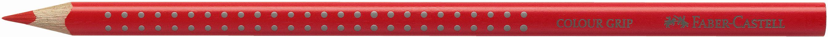 Pastelka Color Grip / 118 šarlatově červená Faber Castell - Akvarelové pastelky Faber Castell - Akvarelové pastelky