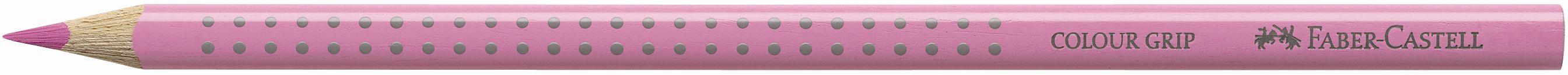 Pastelka Color Grip / 119 světlá magenta Faber Castell - Akvarelové pastelky Faber Castell - Akvarelové pastelky