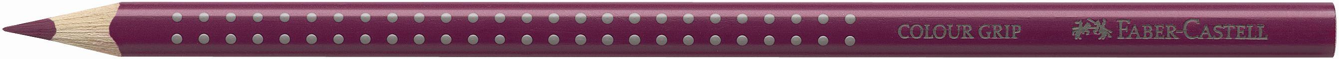 Pastelka Color Grip / 133 magenta Faber Castell - Akvarelové pastelky Faber Castell - Akvarelové pastelky