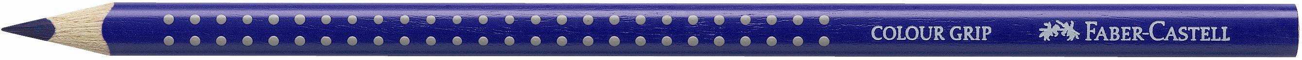 Pastelka Color Grip / 137 modro fialová Faber Castell - Akvarelové pastelky Faber Castell - Akvarelové pastelky