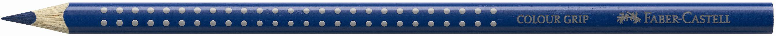 Pastelka Color Grip / 151 modře ftalokyanová Faber Castell - Akvarelové pastelky Faber Castell - Akvarelové pastelky