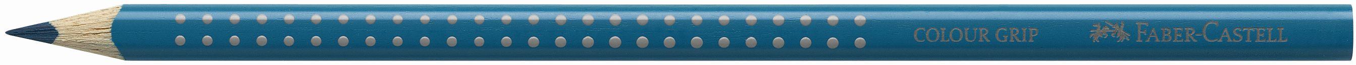 Pastelka Color Grip / 153 kobaltový tyrkys Faber Castell - Akvarelové pastelky Faber Castell - Akvarelové pastelky