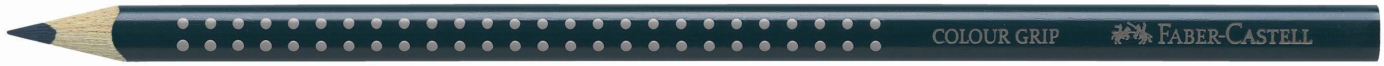 Pastelka Color Grip / 158 tmavě kobaltová zeleň Faber Castell - Akvarelové pastelky Faber Castell - Akvarelové pastelky
