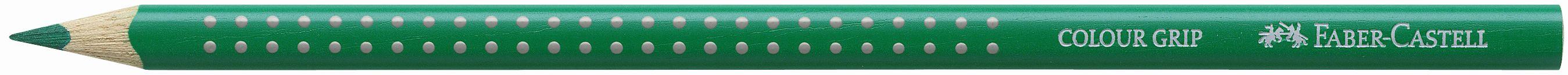 Pastelka Color Grip / 163 zeleň veronská Faber Castell - Akvarelové pastelky Faber Castell - Akvarelové pastelky