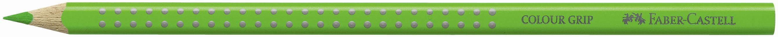 Pastelka Color Grip / 166 travní zeleň Faber Castell - Akvarelové pastelky Faber Castell - Akvarelové pastelky